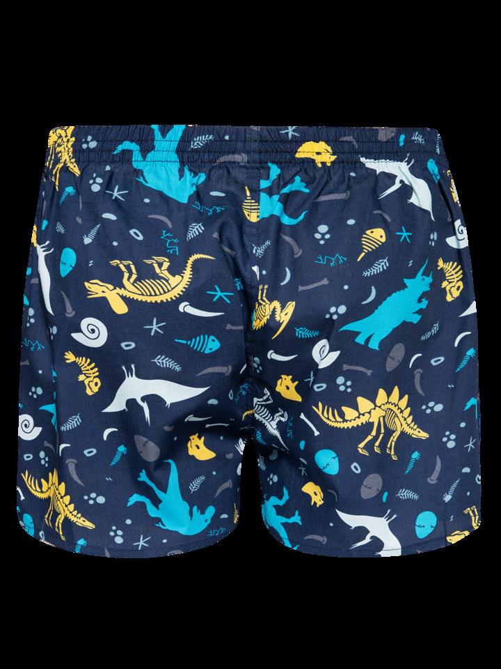 für ein vollkommenes und originelles Outfit Lustige Shorts für Männer Dinosaurier