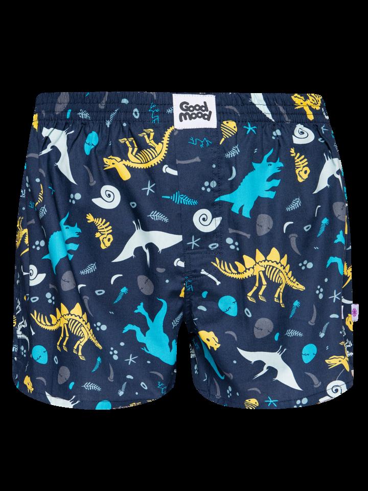 Bereiten Sie sich Freude mit diesem Dedoles-Stück Lustige Shorts für Männer Dinosaurier