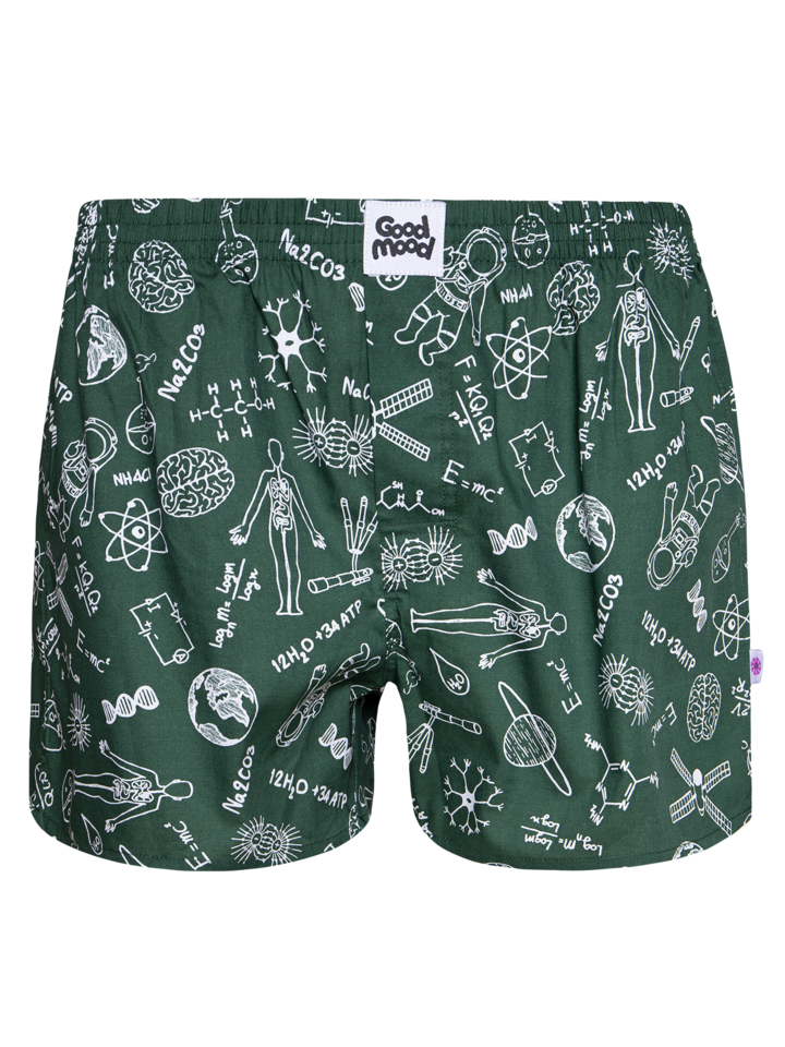 Original gift Men's Boxer Shorts Physics vs. Chemistry