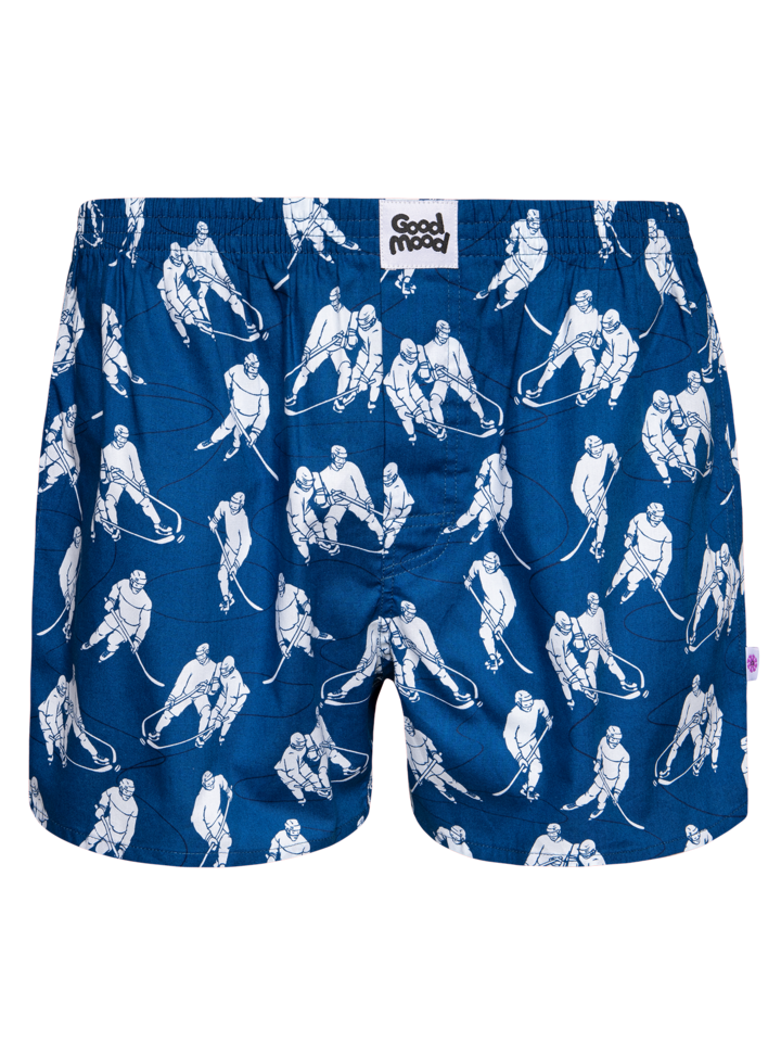 Gift idea Men's Boxer Shorts Ice Hockey