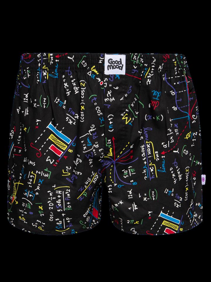 für ein vollkommenes und originelles Outfit Lustige Shorts für Männer Mathematik