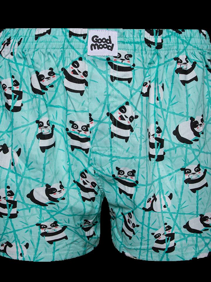 Potešte sa týmto kúskom Dedoles Men's Boxer Shorts Panda