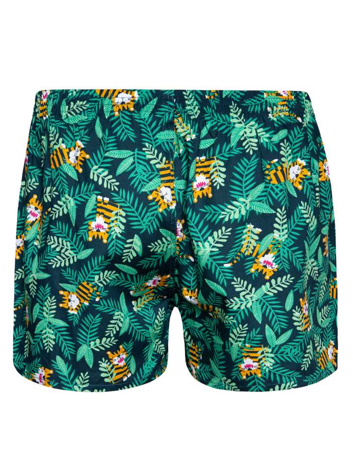 Looking for an original and unusual gift? The gifted person will surely surprise with Men's Boxer Shorts Tiger
