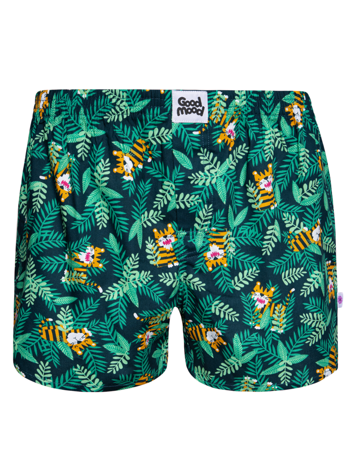 Sale Men's Boxer Shorts Tiger