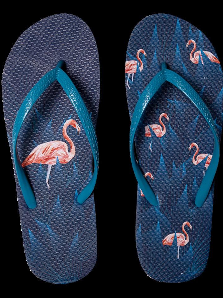 Original gift Flip Flops Night Flamingo