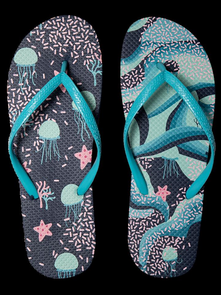 Potešte sa týmto kúskom Dedoles Vrolijke Flip Flops - Onderwater