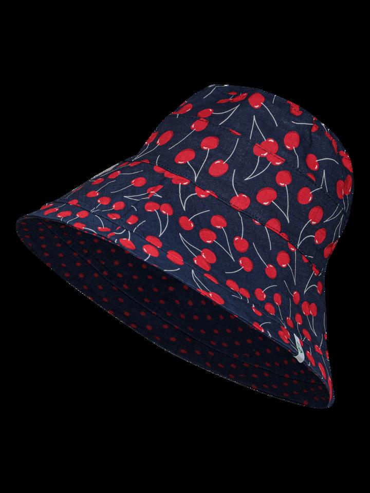 Ausverkauf Lustiger Fischerhut für Frauen Kirschen