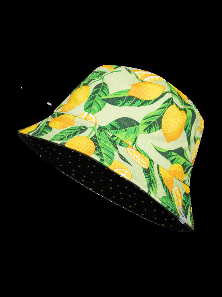 Výnimočný darček od Dedoles Živahni ribiški klobuk Limone