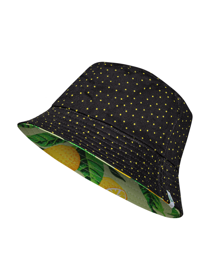 Tip na darček Živahni ribiški klobuk Limone