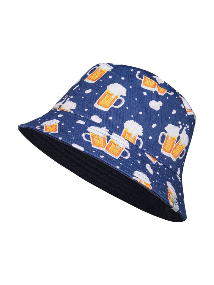 Looking for an original and unusual gift? The gifted person will surely surprise with Bucket Hat Cold Beer