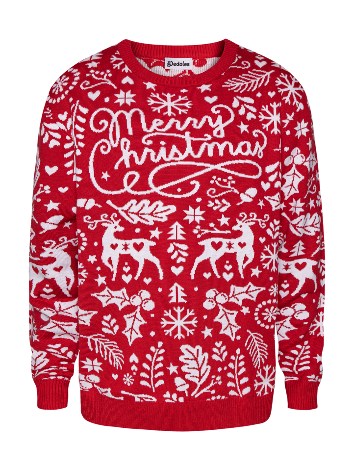Gift idea Christmas Sweater Merry Christmas