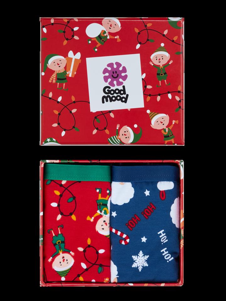 Obrázok produktu Vianočná darčeková krabička dámskych nohavičiek