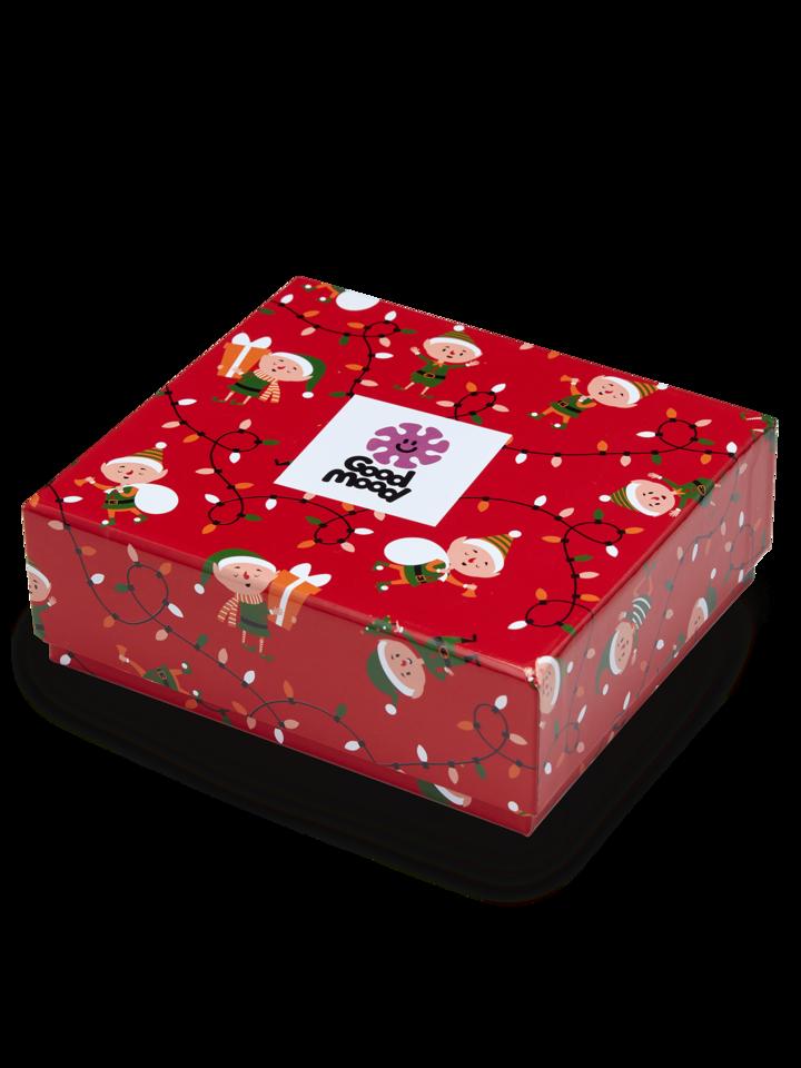 Potešte sa týmto kúskom Dedoles Božična darilna škatla ženske široke boksarice