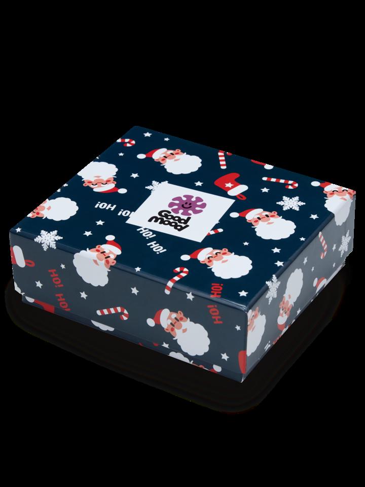 Potešte sa týmto kúskom Dedoles Vianočná darčeková krabička pánskych treniek