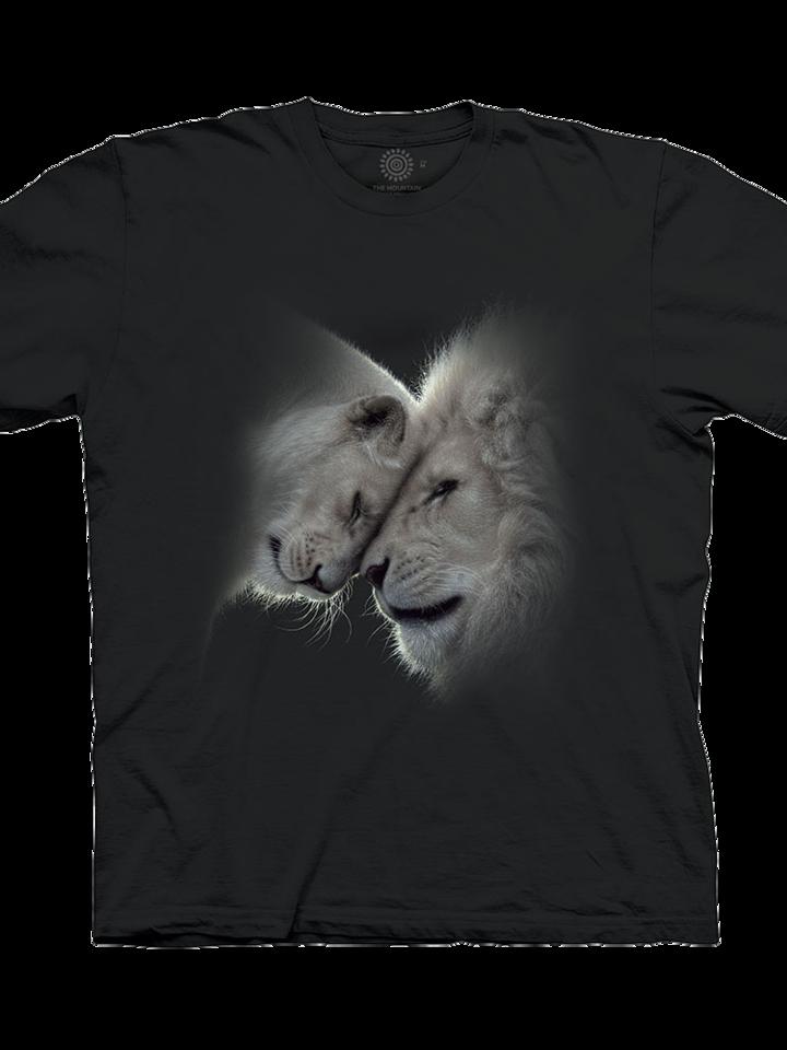 Sale T-Shirt White Lions