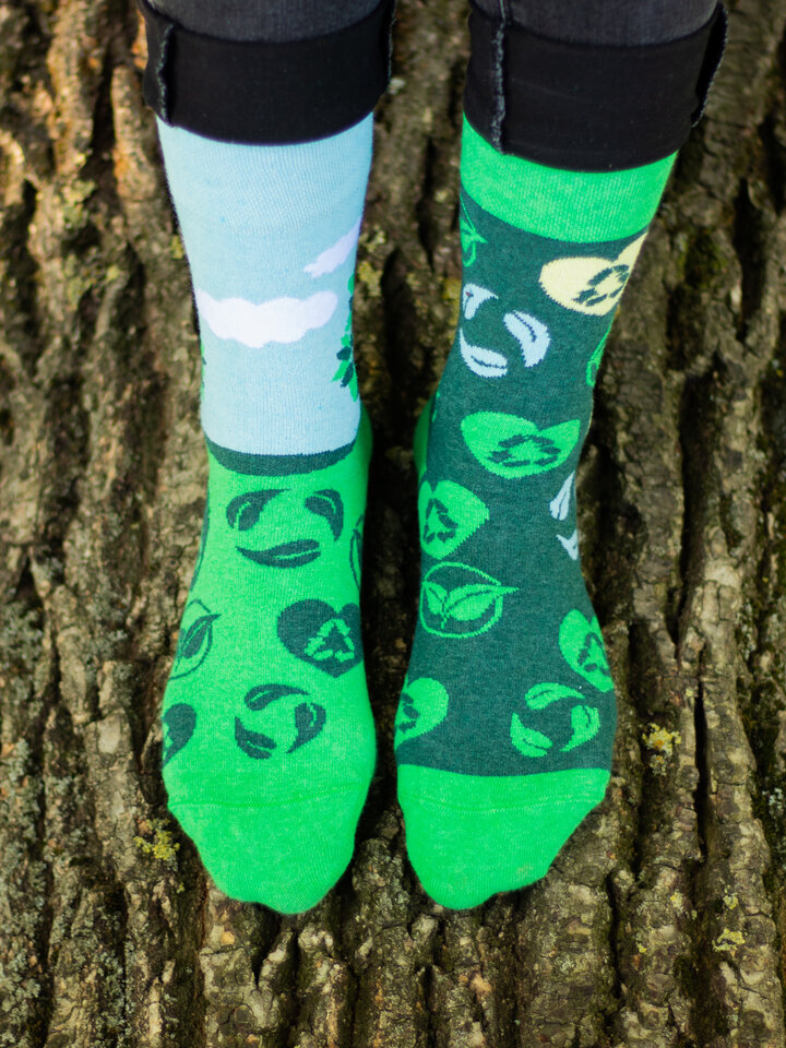 Original gift Regular Socks Plant a tree