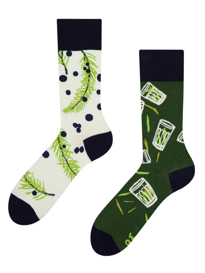 Lifestyle photo Regular Socks Forest Spirit
