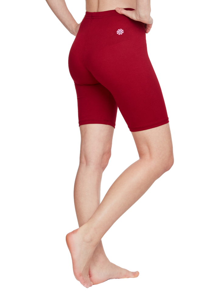 Sale Burgundy Cycling Shorts