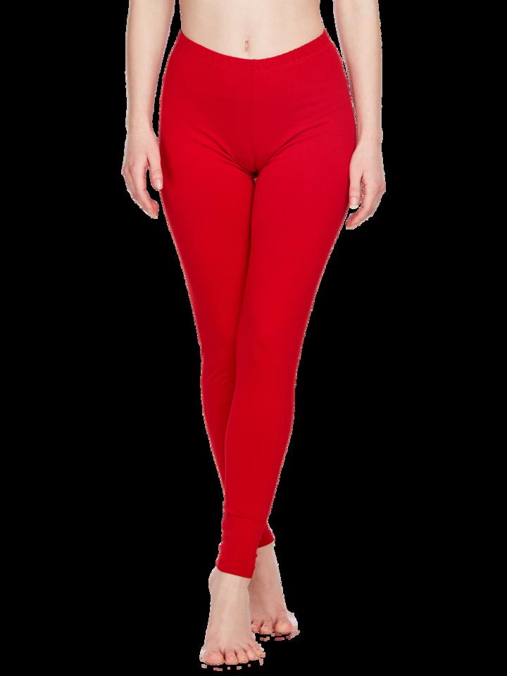 Obrázok produktu Legging en coton rouge