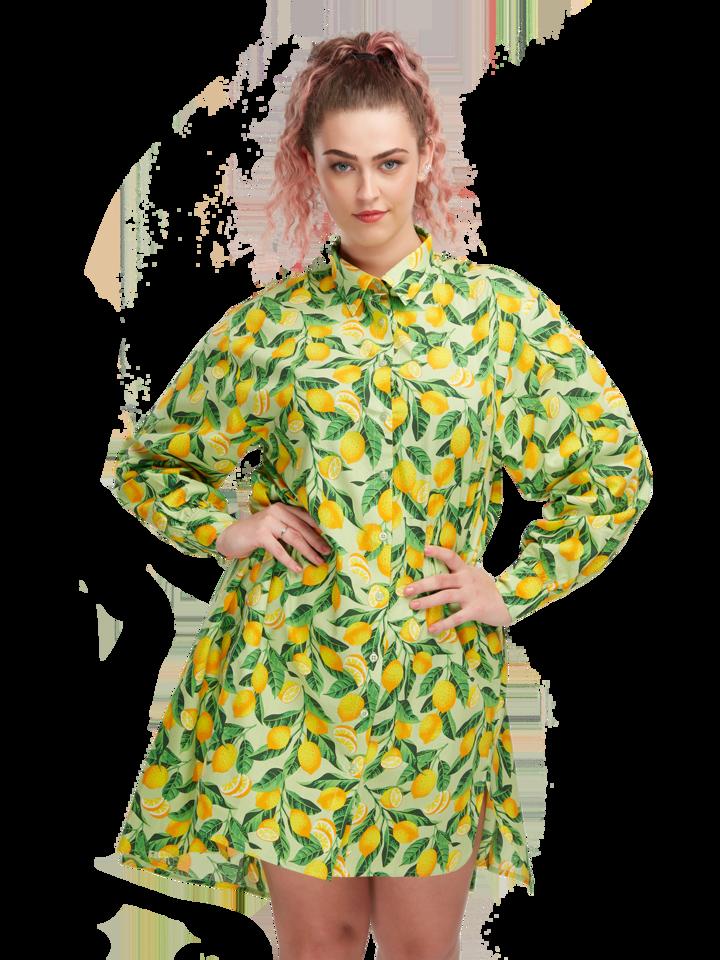 Obrázok produktu Živahna srajčna obleka Limone