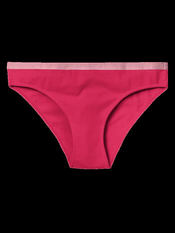 Reducerea Chiloți Femei Roșu Purpuriu