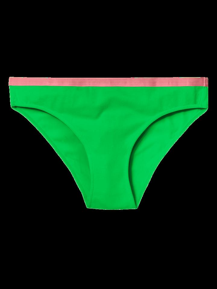 Hľadáte originálny a nezvyčajný darček? Obdarovaného zaručene prekvapí Damskie figi Neonowo zielone