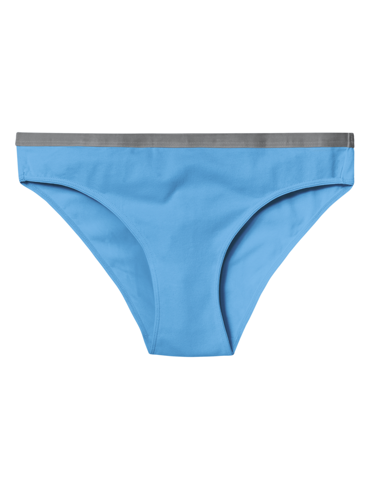 Lifestyle photo Light Blue Women's Briefs