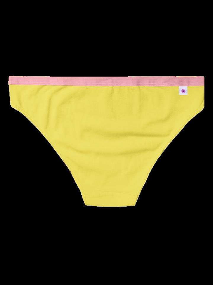 Foto Sárga női alsó