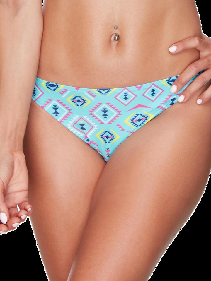 a tökéletes és egyedi ruházathoz Vidám bikini alsó Azték minta