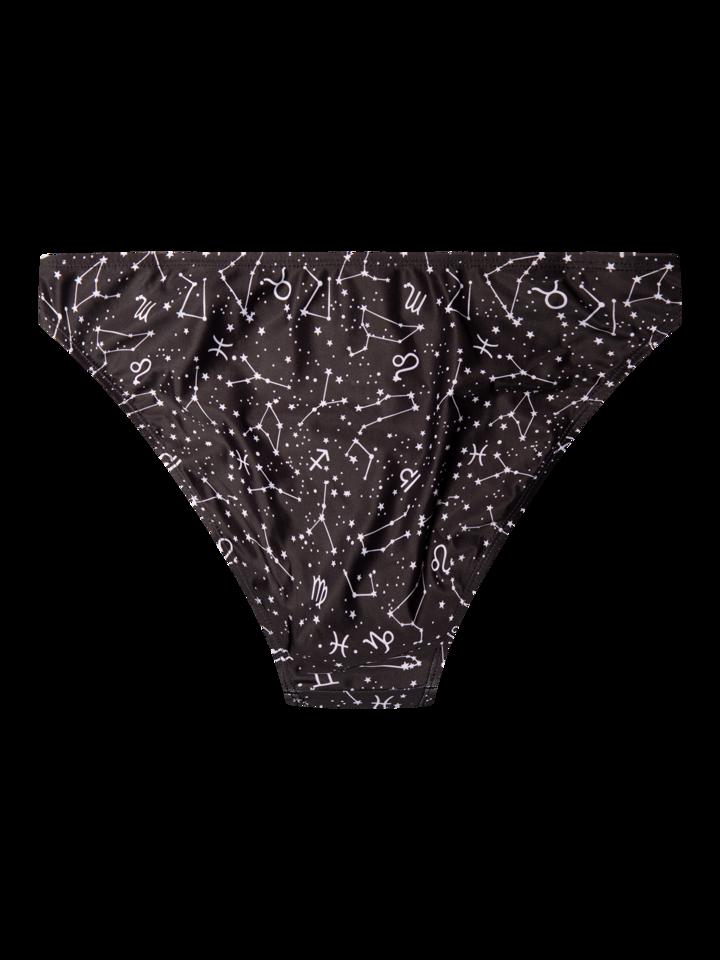 Eredeti és szokatlan ajándékot keres? a megajándékozottat garantáltan meglepi Vidám bikini alsó Csillagjegyek