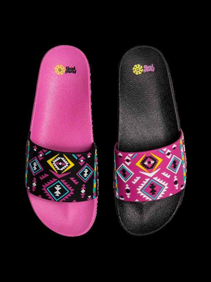 Potešte sa týmto kúskom Dedoles Slides Aztec Ornament