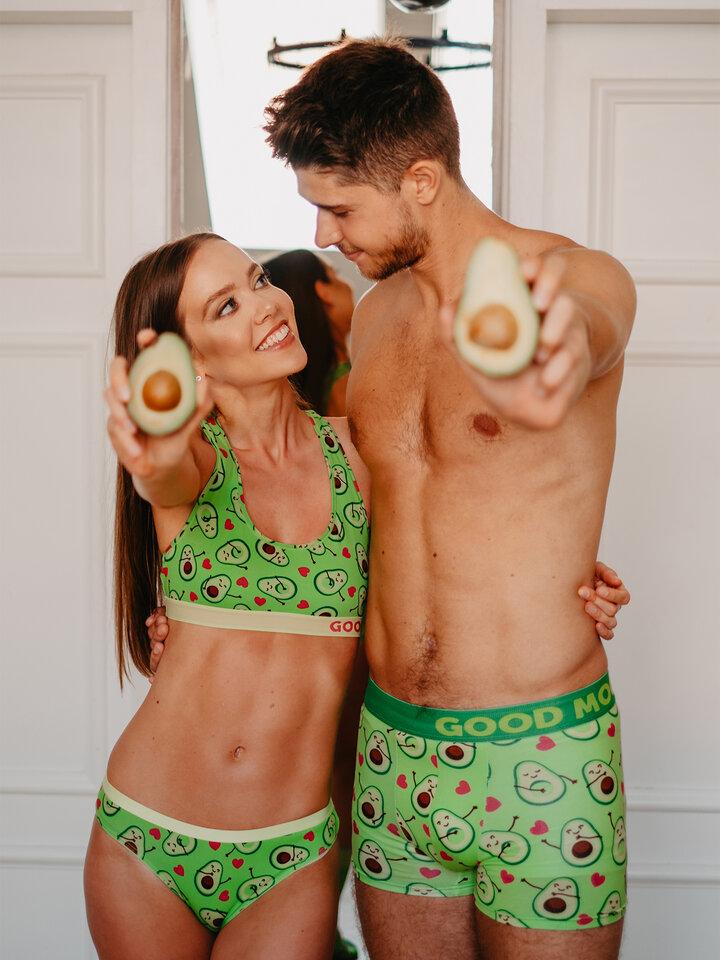Tip na darček Bralette da donna BuonumorePassione Avocado
