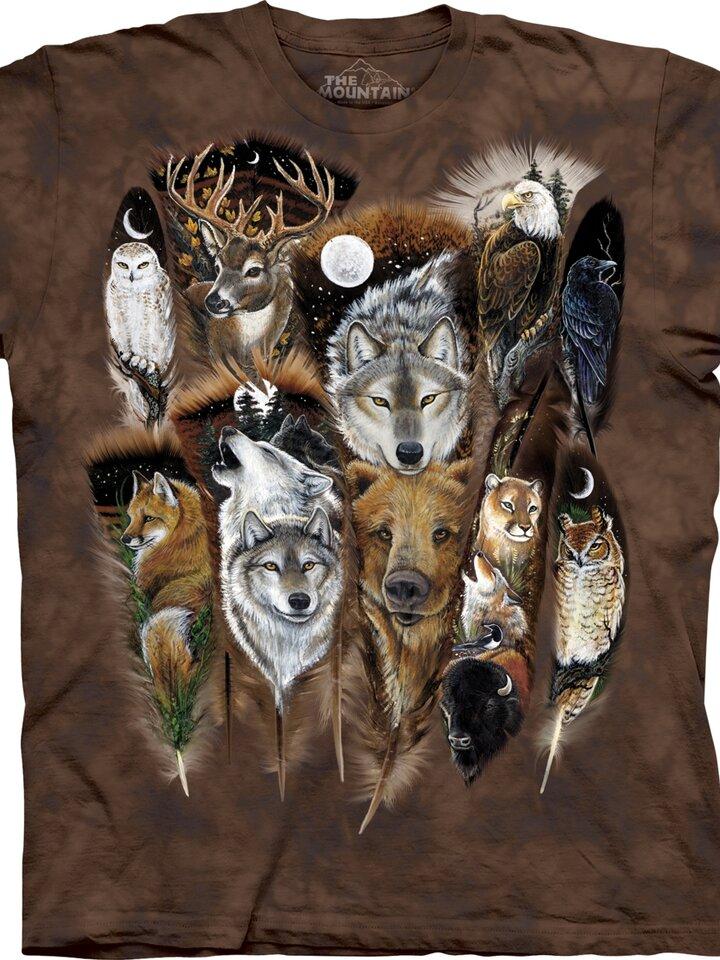 Bereiten Sie sich Freude mit diesem Dedoles-Stück T-Shirt Tierfederchen