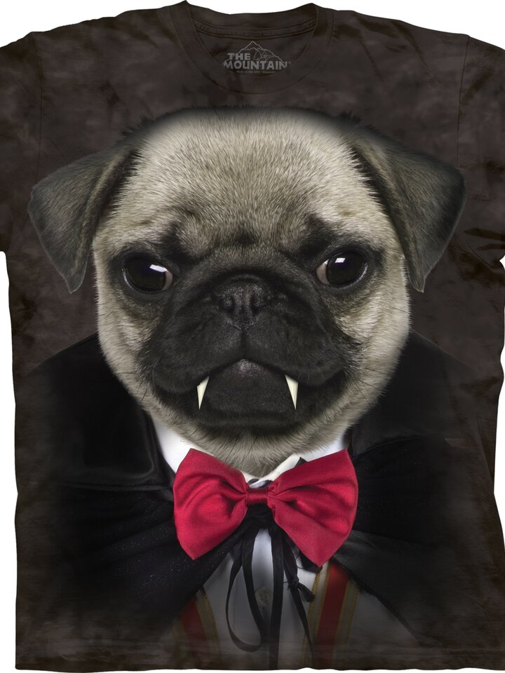 ZNIŻKA Vampire Pug Adult