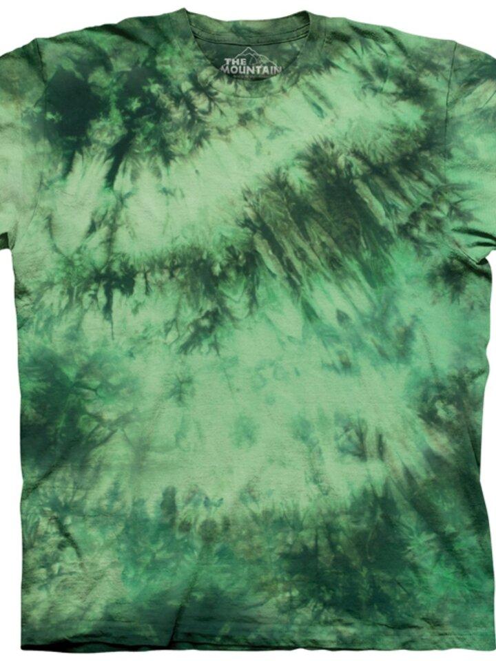 Lifestyle-Foto T-Shirt Kiwi-Farbe