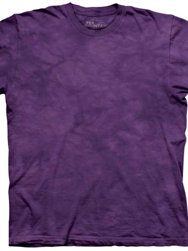 Bereiten Sie sich Freude mit diesem Dedoles-Stück T-Shirt Fliederfarbe