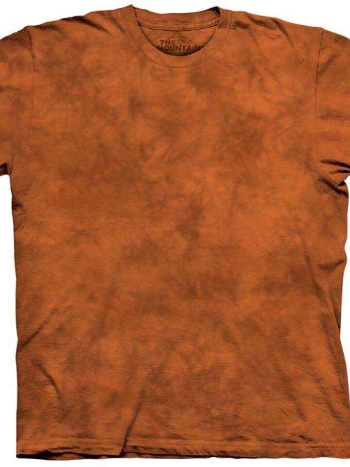 für ein vollkommenes und originelles Outfit Mandarin Mottled Dye