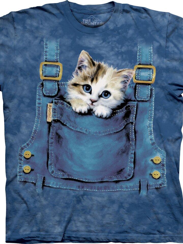 Geschenktipp T-Shirt Katze im Sack