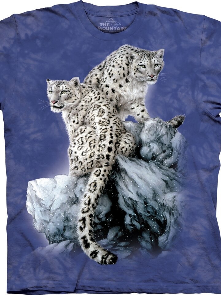 Tip na darček Tričko Dvojica leopardov