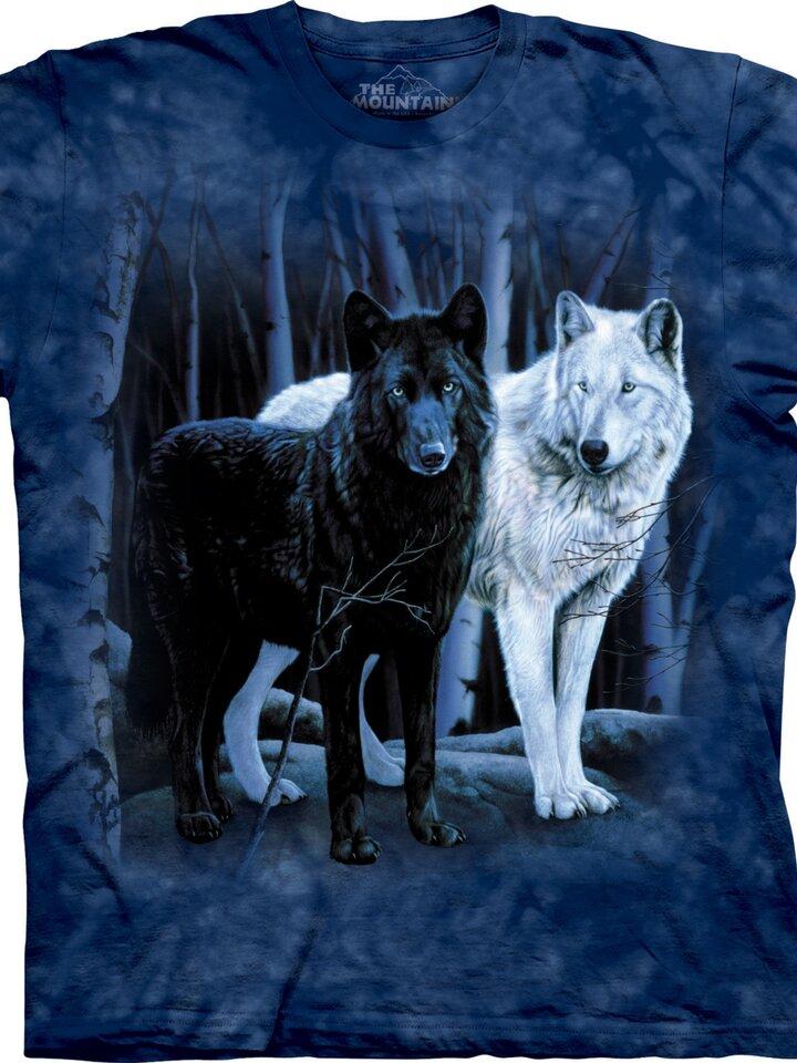 Obrázok produktu Black & White Wolves Adult
