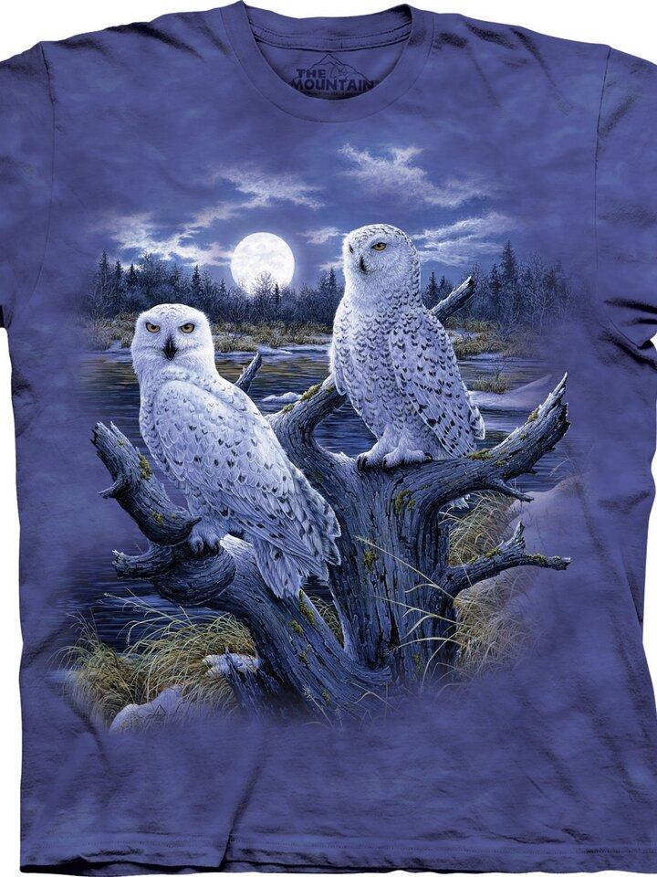 Hledáte originální a neobvyklý dárek? Obdarovaného zaručeně překvapí Snowy Owls Adult