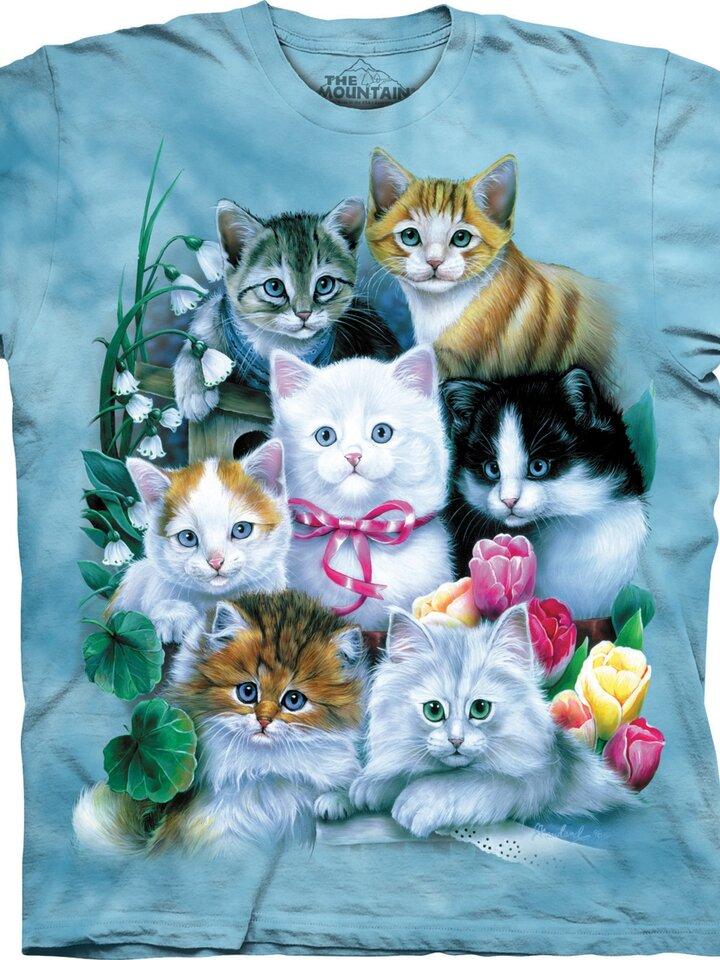 Ajándék tipp Cicák póló