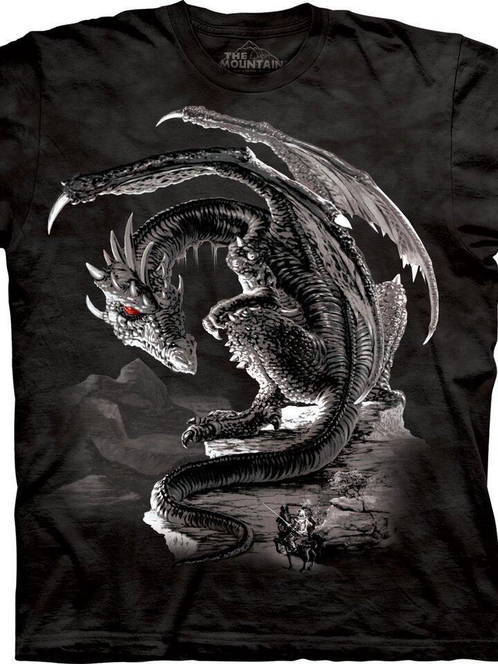 Výjimečný dárek od Dedoles Tričko Temný drak