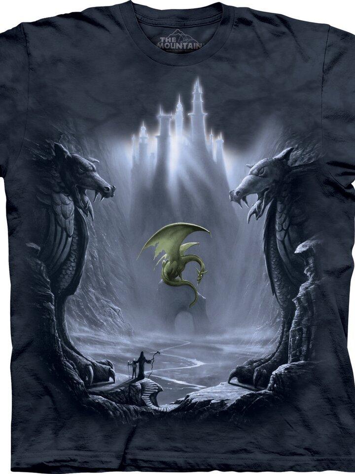 Eredeti ajándék a Dedolestől Elveszett völgy póló