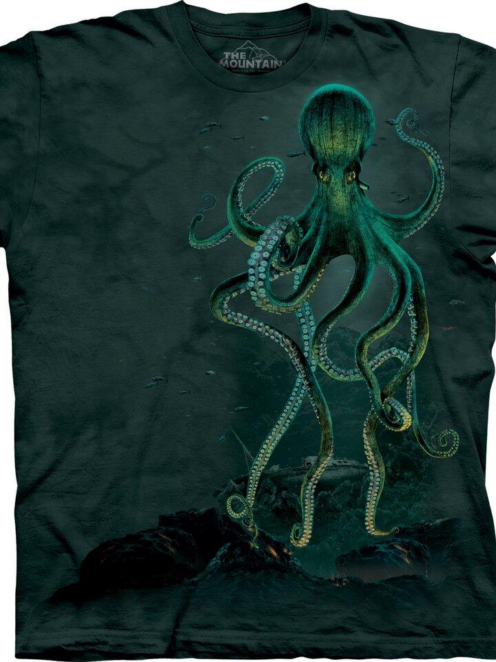 Obrázok produktu Tričko Chobotnica