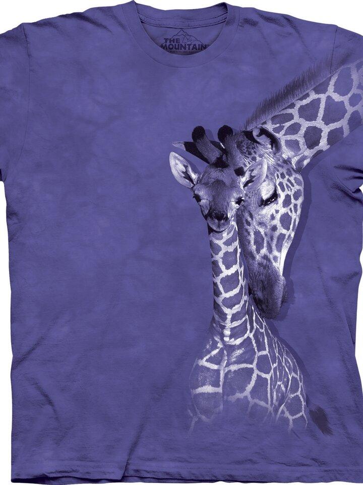 Geschenktipp T-Shirt Giraffenfamilie