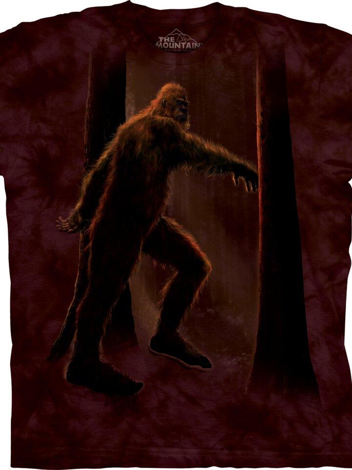 Výnimočný darček od Dedoles Tričko Bigfoot