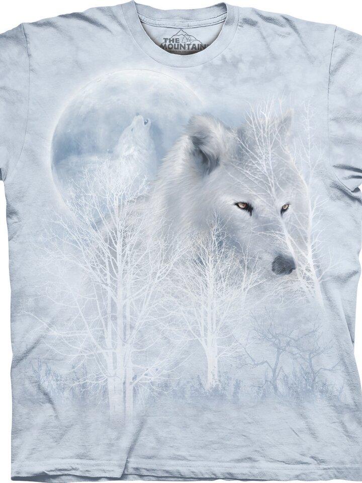 Potešte sa týmto kúskom Dedoles White Wolf Moon Adult