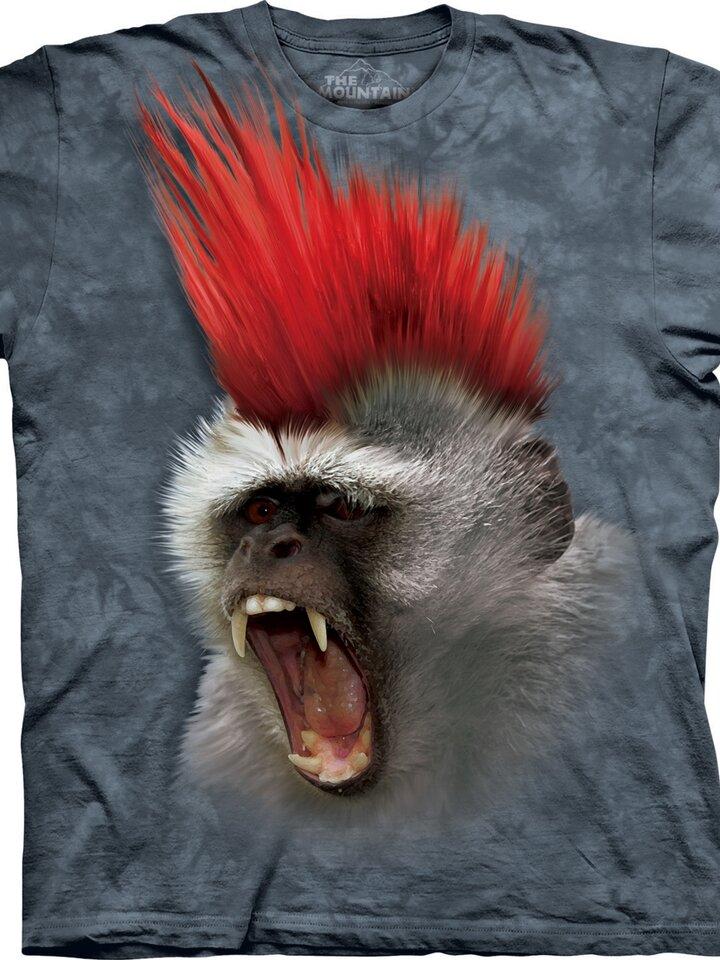 Lifestyle-Foto T-Shirt Punky