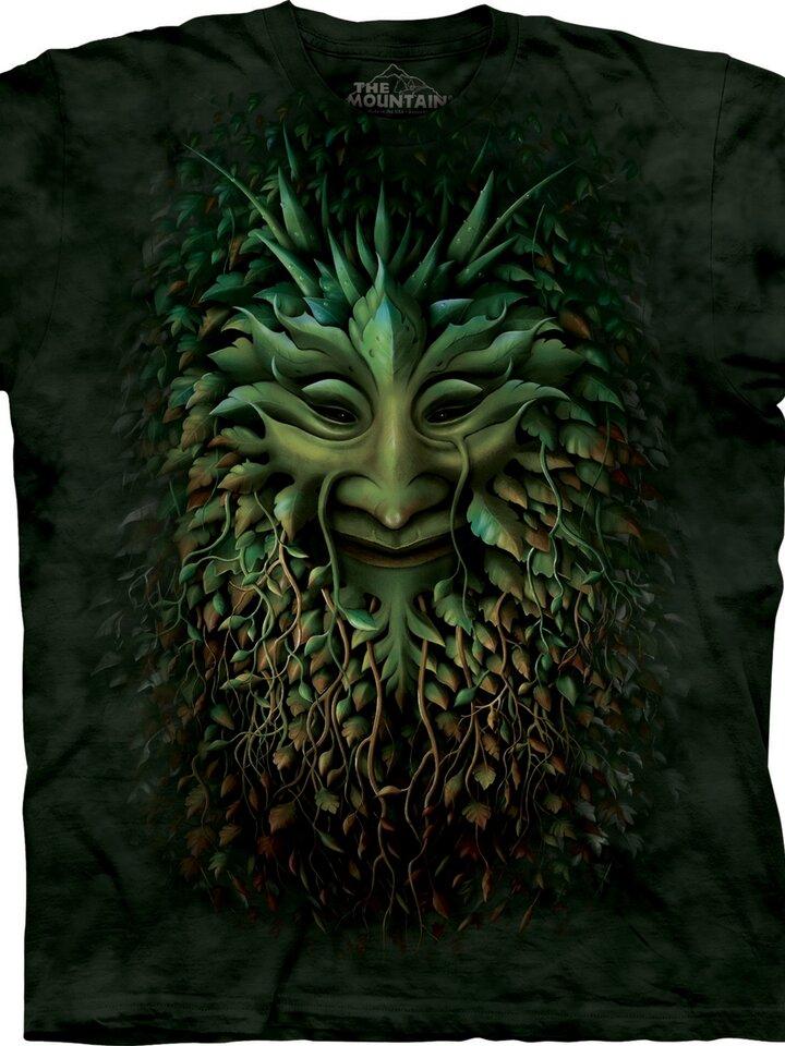 a tökéletes és egyedi ruházathoz Green Man Adult
